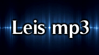 Leis mp3 Áudio